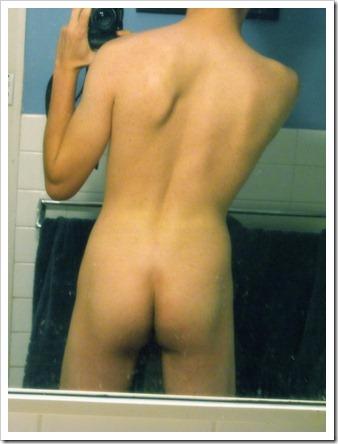 bathroom mirror oops